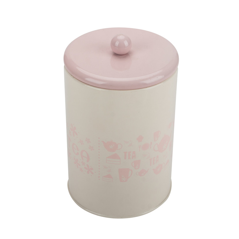 Tea coffe canister