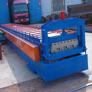 High quality customized length mexico floor deck roll forming machine