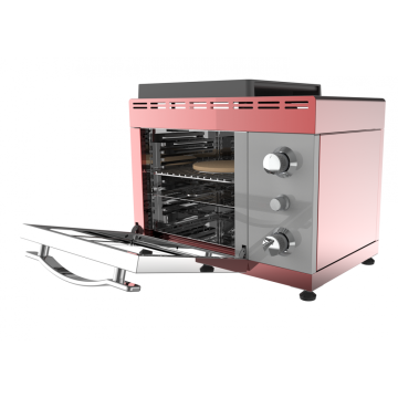 Single Burner Infrared Grill
