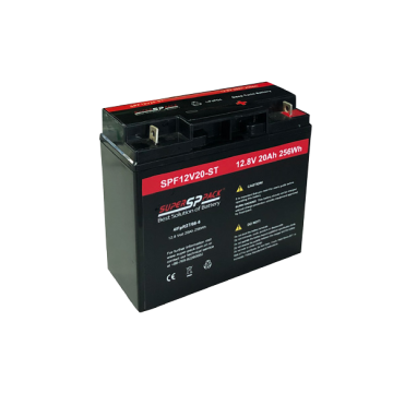 SPF12V20-ST	Standard Type LITHIUM IRON PHOSPHATE BATTERY