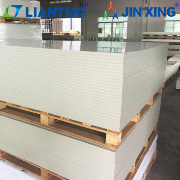 Supply high quality 3mm 30mm plastic PP sheets
