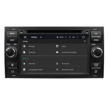 7.1 Radio Stereo For Ford Mondeo