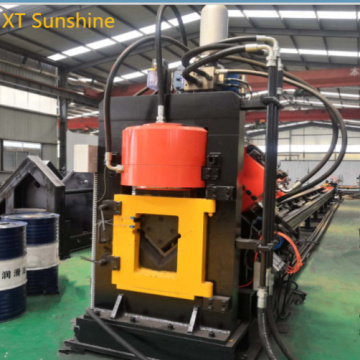 Sunshine CNC Angle Punching Shearing Machine