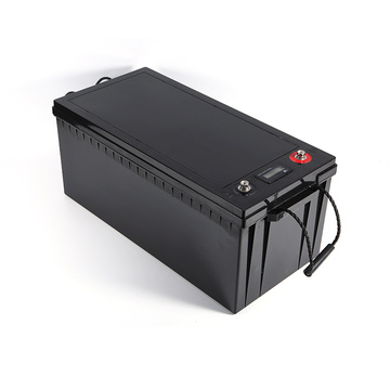 12.8v 180Ah Lithium Battery Backup Power Support