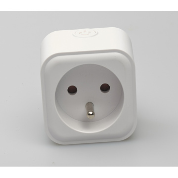 French single output WIFI smart outlet
