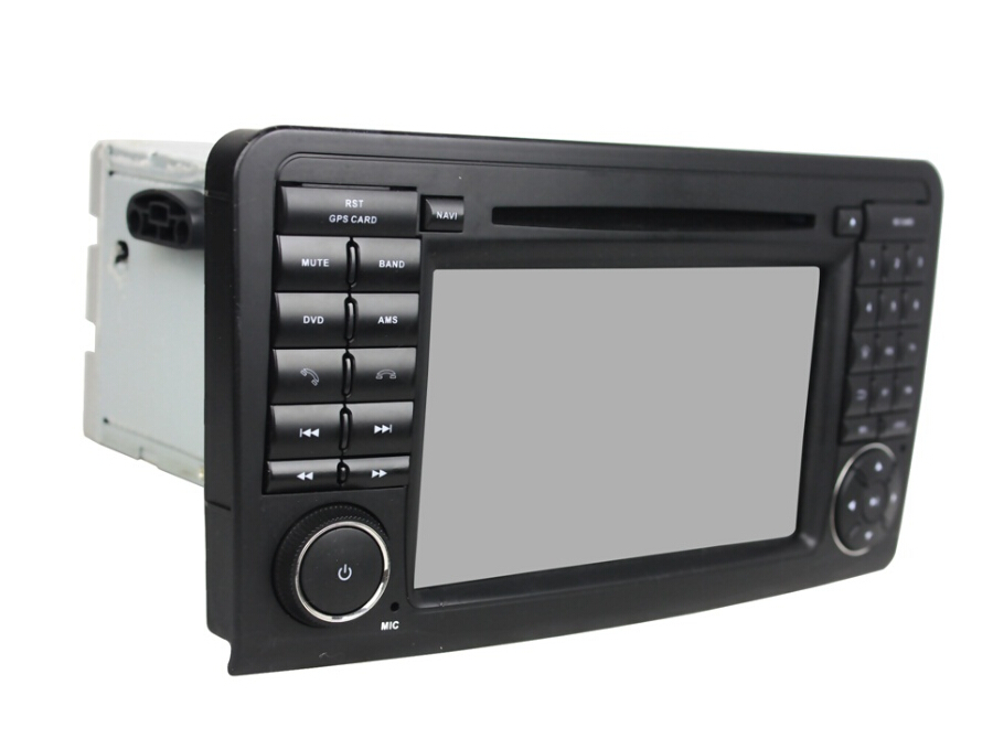 Car Audio Player For Benz ML Class W164