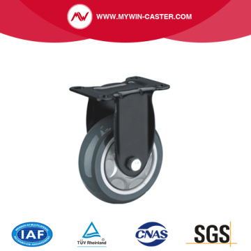 double ball bearings heavy duty caster wheels