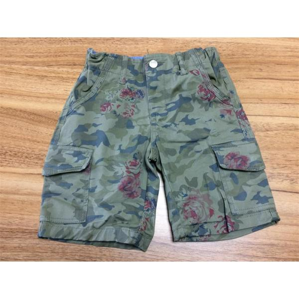 boy bermuda with side pocket