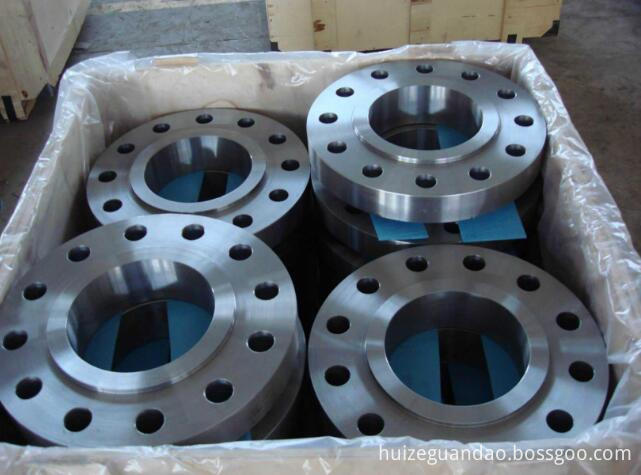 Long Weld Neck Flange Package