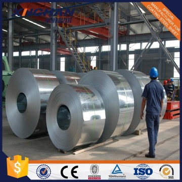 DX51D Hot Dipped Galvanized Steel coil G380-450 Soft