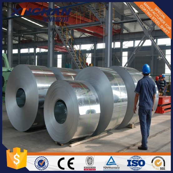0.23x900 hot dipped galvanized steel coil