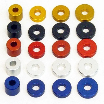 High Quality 7075 Aluminum Alloy Flat Washer