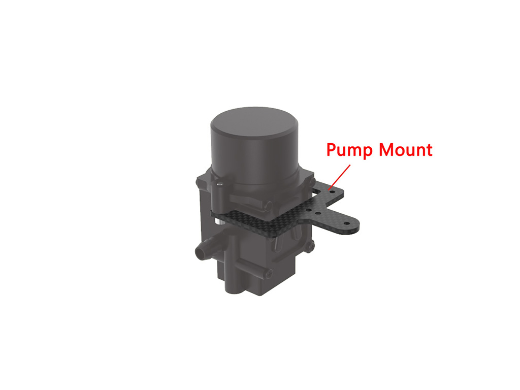 6S-brushless water pump