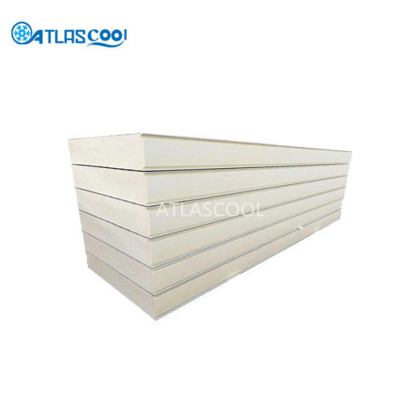 Insulated Wall Panels for Cold Storage
