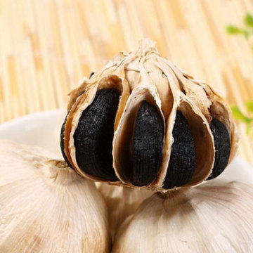 Natural Product Black Garlic From Fermentation