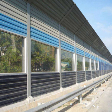 Noise Barriers Galvanized Sheet For Construction