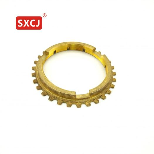 brass connecting tooth ring