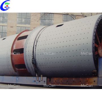 Fire-proof materials used cement clinker ball mill