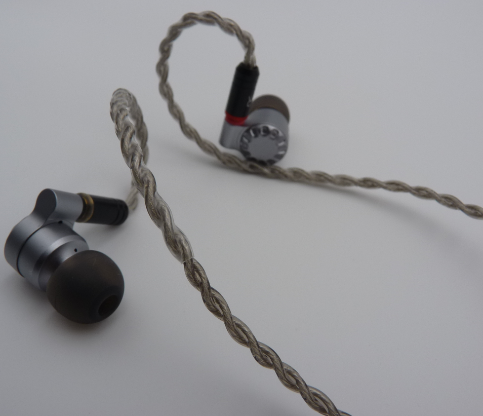 HiFi Earphones with Detachable Cable
