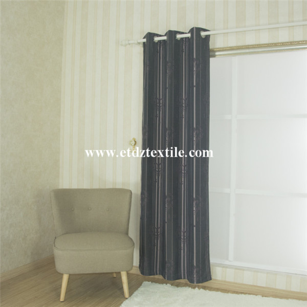 Milan Hot Sell Curtain Designs