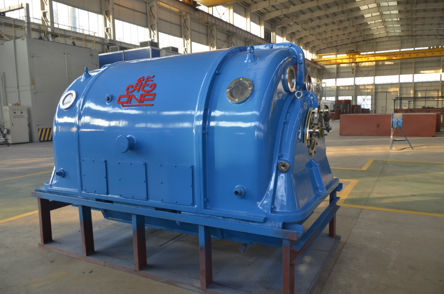 Steam Turbine Generator 9