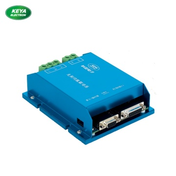 24V dual channel brushless dc servo motor drive