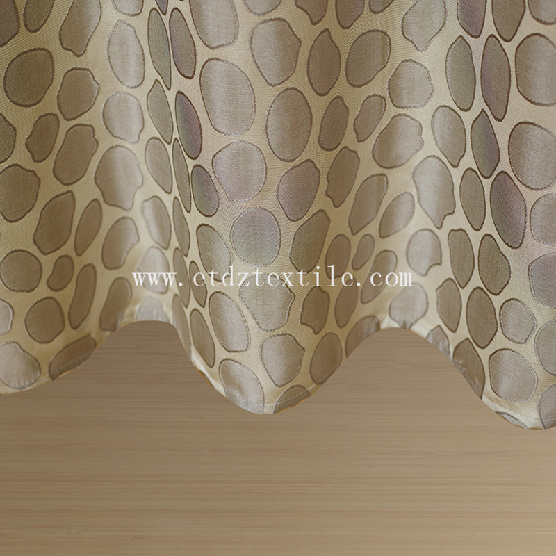 New Pattern Soft textile Curtain WZQ178