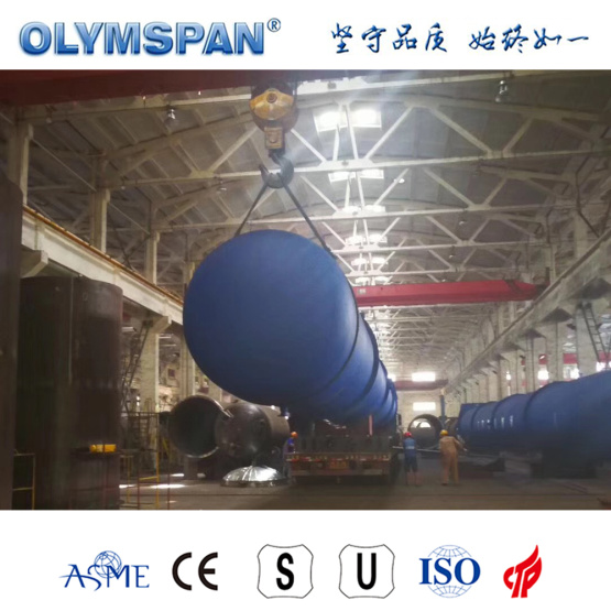 ASME standard cement brick curing autoclave