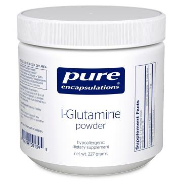 is l-glutamine the same as glutamic acid