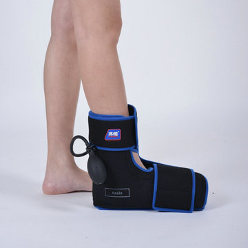 Physical Therapy Equipment Cold Compression Ankle Wrap