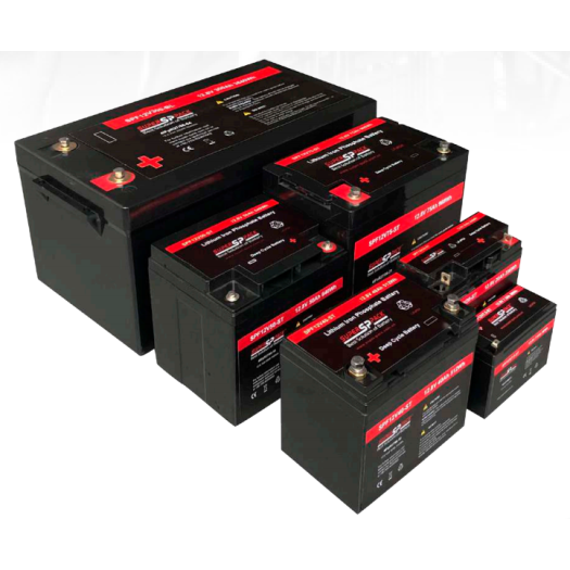 BSL12V9-ST LITHIUM IRON PHOSPHATE Standard Type Battery