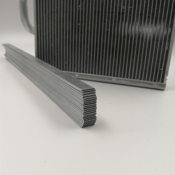 3003 Aluminum Tube Extrusions for Automobile Heat Exchangers
