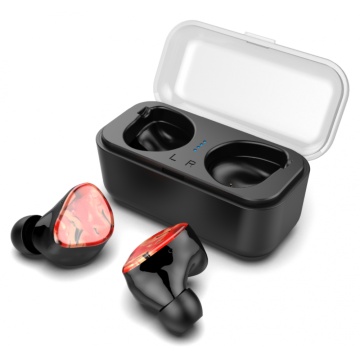 True Wireless Earbuds Hi-Fi Stereo Sound
