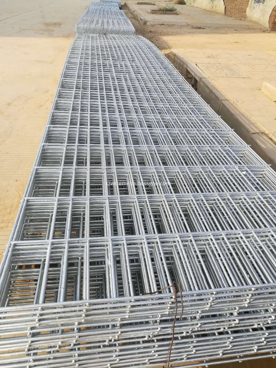 Galvanized Welded Mesh