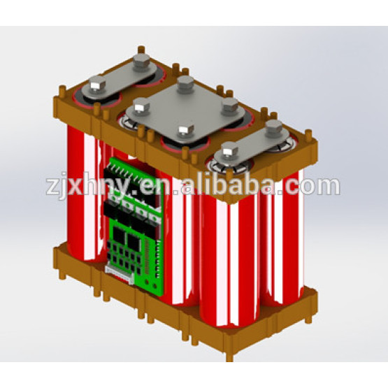 high discharge lithium ion battery 12v-16Ah for e-car
