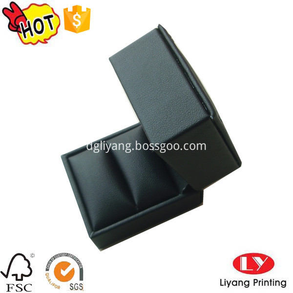 luxury PU ring box