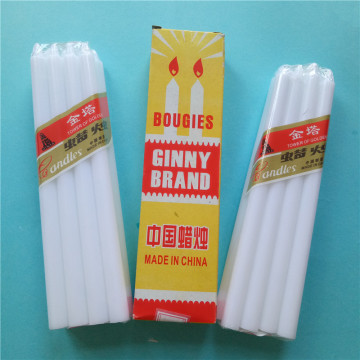 Smokeless Handmade White Stick Candles