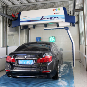 Laser automatic car wash equipment cost
