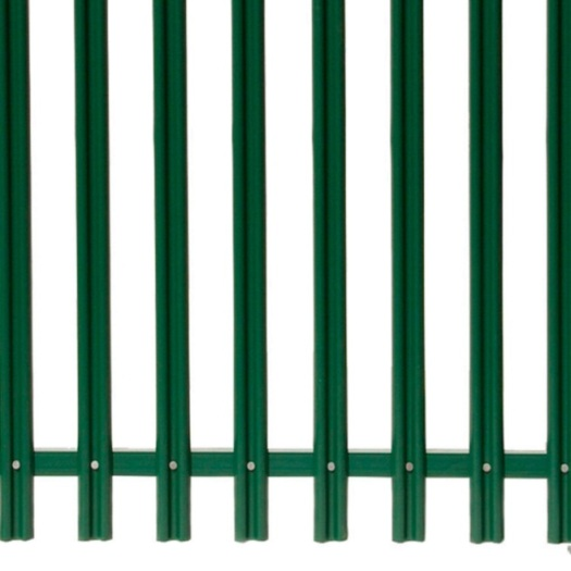 hot sale Hot Dipped Galvanized Steel Pool Palisade Fence