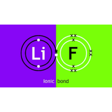 lithium fluoride reaction equation