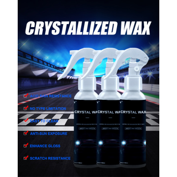 Car Body Paint Surface Spray Crystal Wax Plating