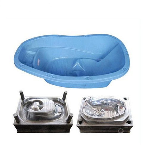 Plastic baby childen bath showering basin injection mould
