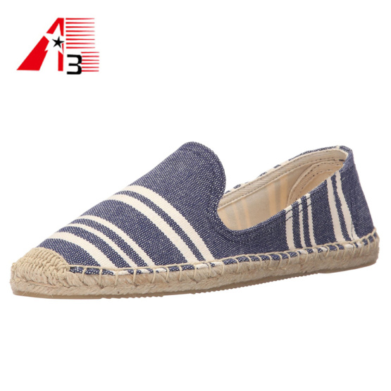Top Quality Fashion New Design Canvas Espadrilles