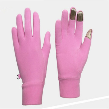 Outdoor Riding Windproof Gloves Fleece Women Gloves