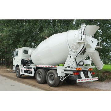 Brand New SHACMAN 15yd Concrete Mixer Truck