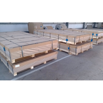 aluminum sheet with alloy 6061T6 size 200mm