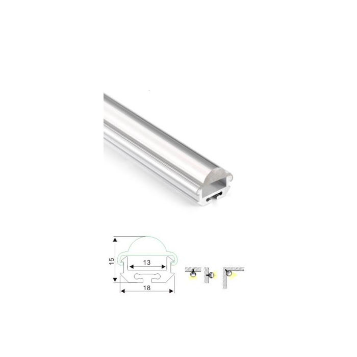 Official Warm White Linear Light