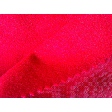 Polyester Tricot Brush Fabric