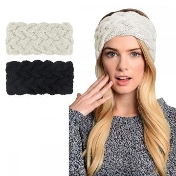 Womens Winter Knitted Headband