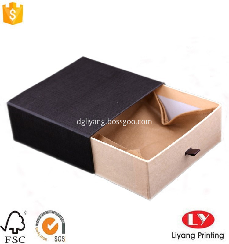 drawer box woth PU puller